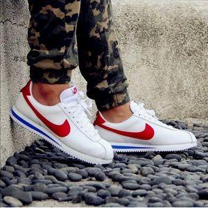 """Men's Nike Cortez Basic Leather OG """"Forrest Gump"""""""